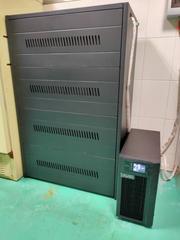 广州机房工程UPS电源10KVA|9KW 山特电池销售代理价