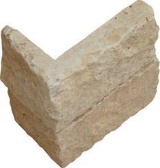 黄色石灰石拐角石YELLOW LIMESTONE CORNER
