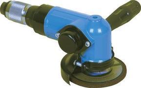SXJ100x90°气动角向磨光机,SXJ100x90°气动角磨机
