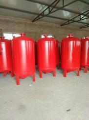 供应生产鞍山丹东隔膜式气压罐 消防稳压罐