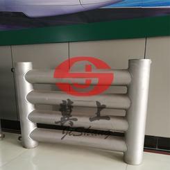 光排管散热器支持定制 蒸汽散热排管 冀上