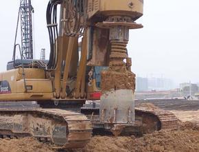 专业旋挖桩施工建基施工队