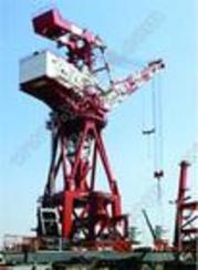 码头港机除锈防腐