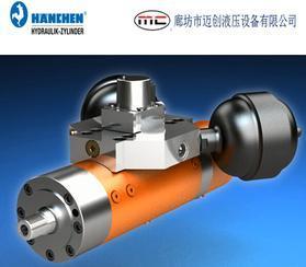 液体静压支撑技术  静压轴承  液压伺服缸