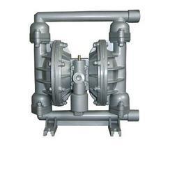 上海宏东不锈钢气动隔膜泵,QBY不锈钢气动隔膜泵