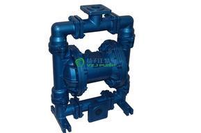 QBYC-F46衬氟气动隔膜泵|衬氟电动隔膜泵