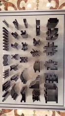 全屋定制折板包边装饰条-U型t型L型-国聚剪刨压厂