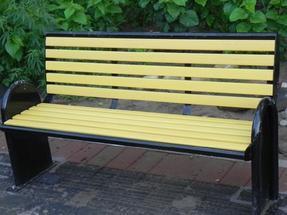 四川公园椅,四川塑木公园椅子厂家