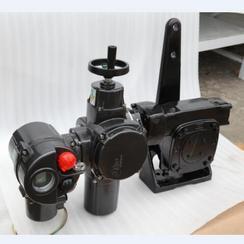 烟气脱硫系统工程挡板门电动执行器