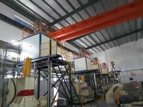 110升电缆料造粒用密炼机