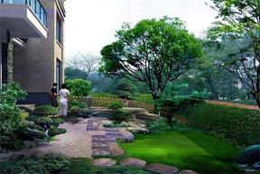 五行园林一站式,为你打造豪华别墅庭院设计案例,