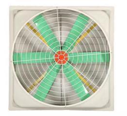 厂房通风降温6叶玻璃钢负压风机