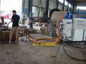 咸宁钢板喷砂除锈设备