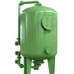 石英砂过滤器,河水除泥砂除藻机械过滤器,反渗透预处理过滤器