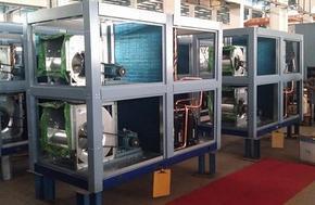 冷凝排风热回收机组