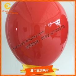 商场中庭吊饰 商场酒店展厅布置道具 美陈展厅热气球 道具