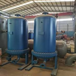 济南张夏SFL系列浮动盘管容积式换热器~济南张夏水暖设备