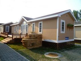 陕西钢结构别墅