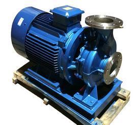 厂家供应 ISW卧式离心水泵 管道增压循环泵 管道离心水泵