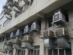 绿色环保,大型厂房环保空调