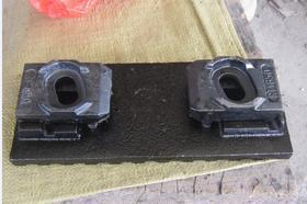 钢轨固定连接配件批发,压轨器生产厂家