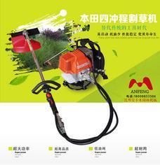 本田139动力割草机 背负式割灌机 小型割草机
