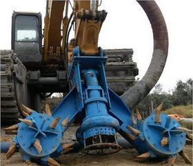 零售批发挖机液压清淤泵,液压渣浆泵,挖机泥浆泵