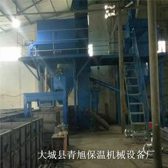 BSA级防火保温板设备与水泥基匀质板生产设备