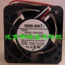 现货供应美蓓亚NMB-MAT直流散热风扇1608KL-05W-B39