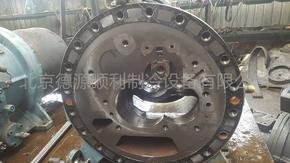 济南汉钟压缩机维修 螺杆压缩机R645H-CR进水维修