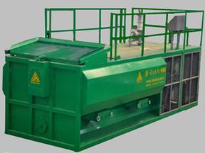 华峰高边坡绿化YA液力喷播机
