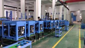 蚌埠怀远五河固镇地区博莱特55KW螺杆空压机