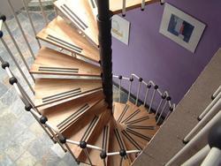 供应楼梯、中柱旋转梯、阁楼楼梯