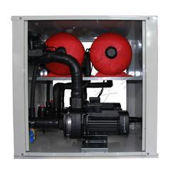 供应别墅用水力模块 地源热泵水力模块-上海安巢水利模块