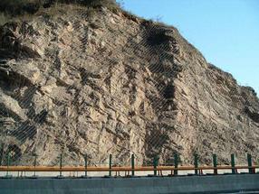 重庆边坡防护网施工