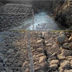 石籠網護坡@扶溝石籠網護坡制作流程