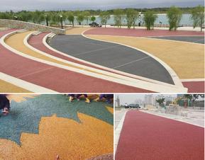安徽省彩色透水混凝土增强剂材料直销