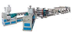 青岛福顺塑料机械供应PVC片材生产线