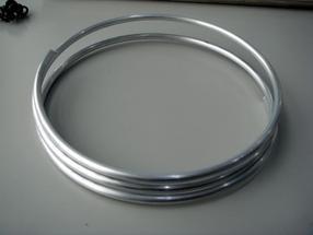 中旺厂家直销1070纯铝软盘管空调专用管