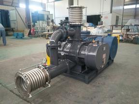 进口85度蒸汽提升MVR蒸汽压缩机