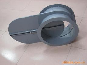 人防工程圆形插板阀 DN315 DN441 高密封性人防阀门