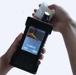 SCIAPS手持式拉曼光谱仪