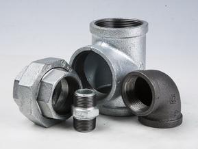 迈克管件玫德集团生产玛钢丝扣螺纹管件