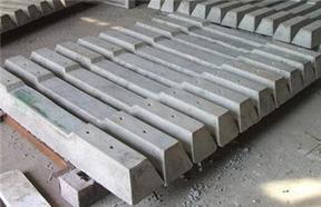 8203;矿车水泥枕木 30公斤砼枕 600mm矿用水泥枕木123木头人