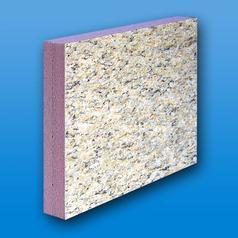 复合集成保温装饰板