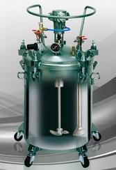 不锈钢全自动搅拌压力桶