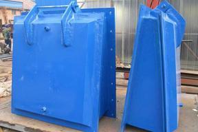 高强度复合材料拍门厂家定制