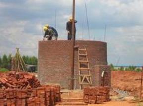 荆州新建砖烟囱公司
