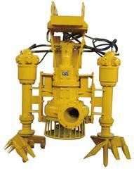 环保清淤设备,挖机用清淤泥浆泵