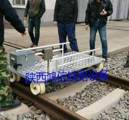 铁路轨道运料载货电瓶车陕西鸿信铁路设备公司